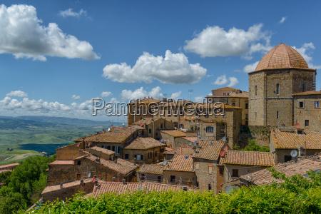 historico ciudad toscana ver italia edad