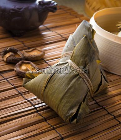 comida hoja asia celebrar celebra vapor