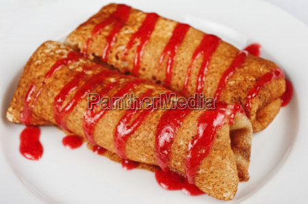 comida pan dulce color primer plano