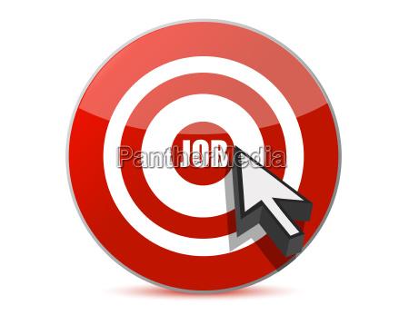 empleo o desempleo concepto con la