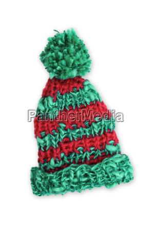 invierno tapa cuerda beanie caliente