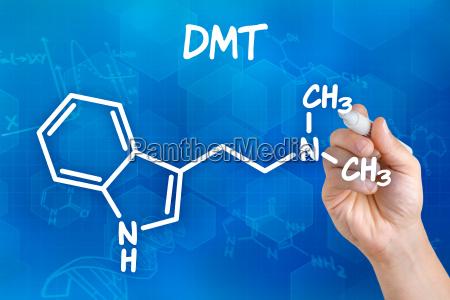la mano drena formula quimica estructural