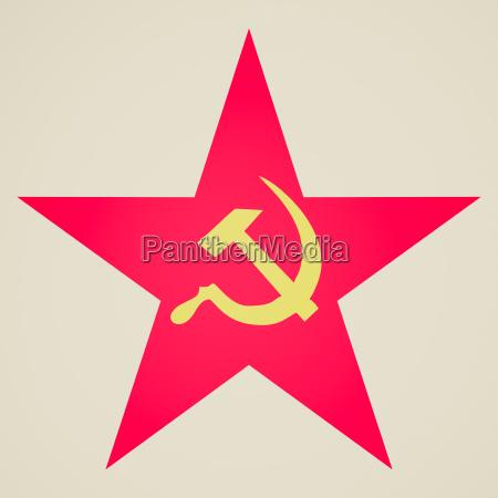 bandera rusia comunista comunismo marxismo