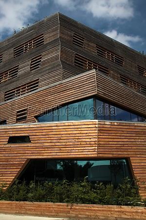 casa construccion hamburgo fachada estilo de