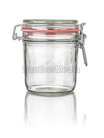 jarro de albanyil exento con cierre