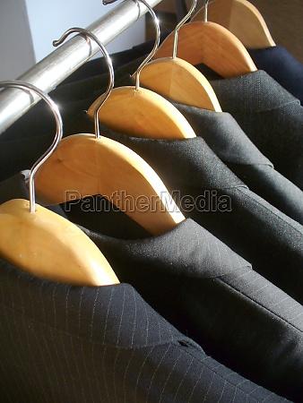 fila de las chaquetas del juego