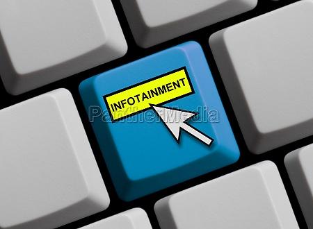 infotainment en linea