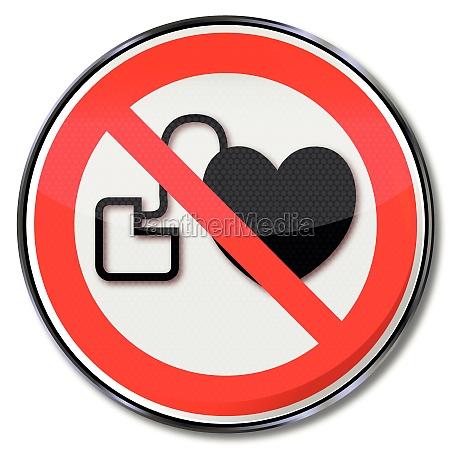 prohibicion prohibicion de signo en las