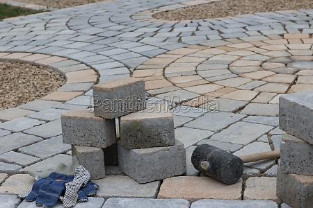 materiales de pavimentacion