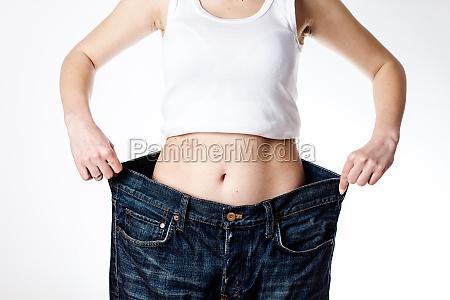 perdida de peso exitosa