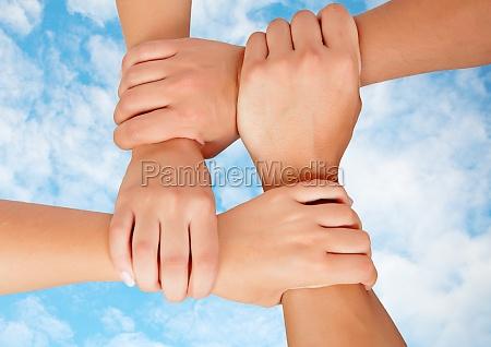 acuerdo trabajo en equipo consentimiento grupo