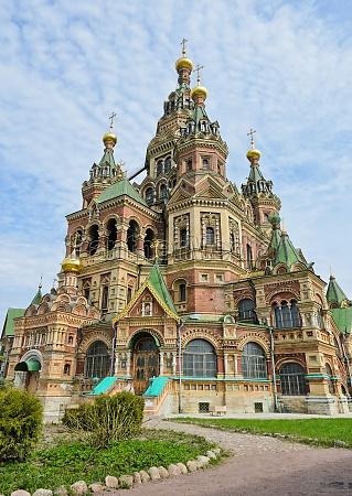 iglesia lugar de culto ortodoxo rusia