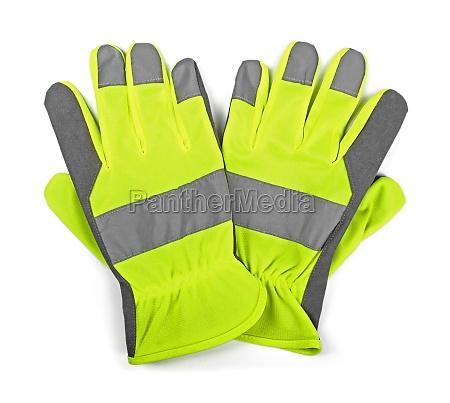 guantes de trabajo de proteccion aislados