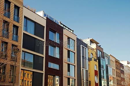 las casas modernas berlin alemania