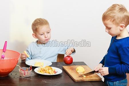 los cocineros cocina cocinar infancia ninyo
