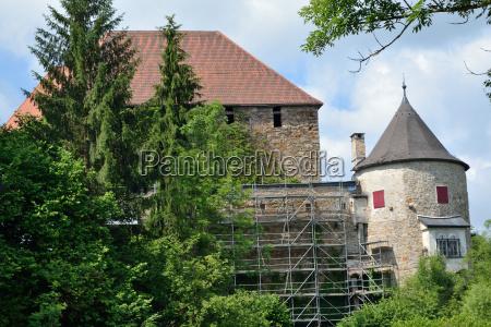 torre fortaleza burgmauern castillo