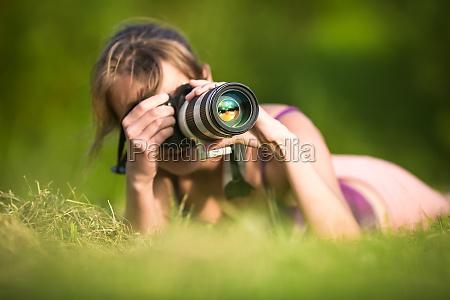 femenino camara fotografia foto fotografo toma