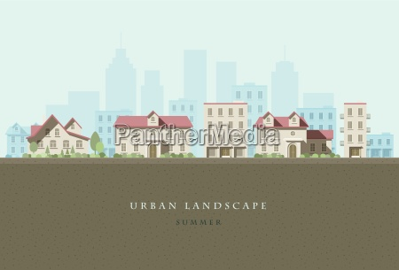 paisaje urbano