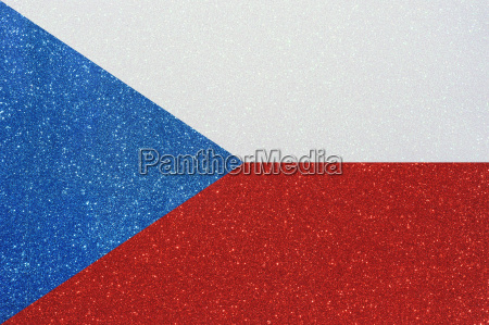 flag czech republic