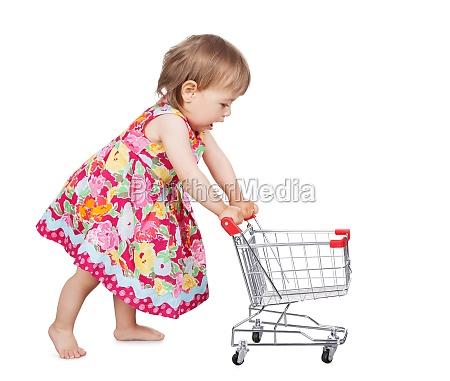 bebe compras carrito carro empuje tranvia