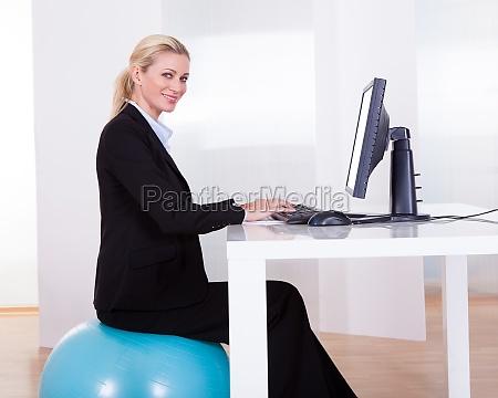 entorno de trabajo comodo