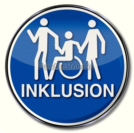 la inclusion escudo