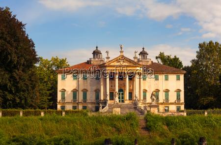 villa cortijo estilo de construccion arquitectura