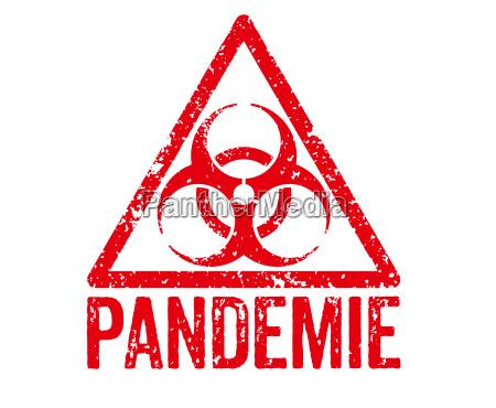 red stamp pandemic