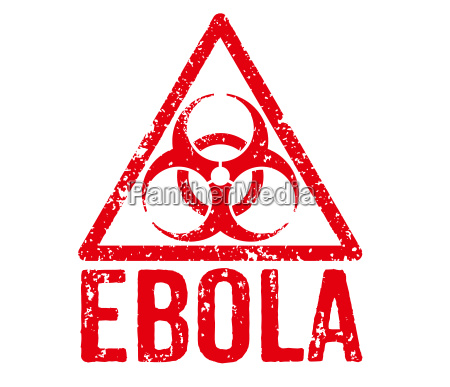 red stamp ebola