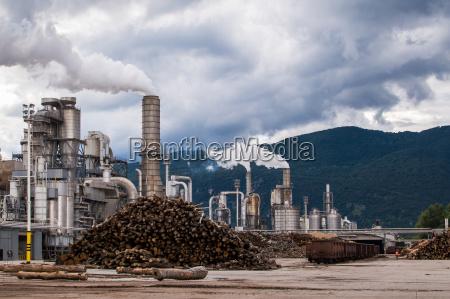 escena industrial