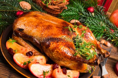 pato de la navidad