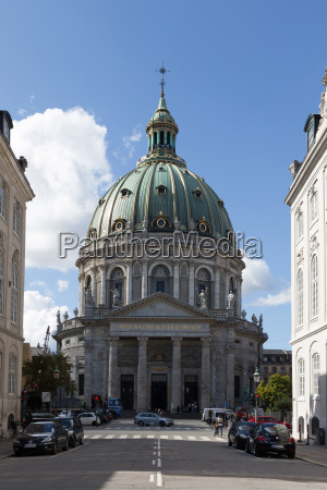 torre iglesia dinamarca campanario copenhague