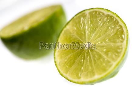 verde de citricos agrio cal fresco