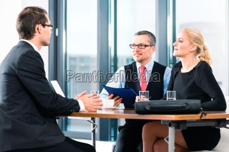 business entrevista para la aplicacion