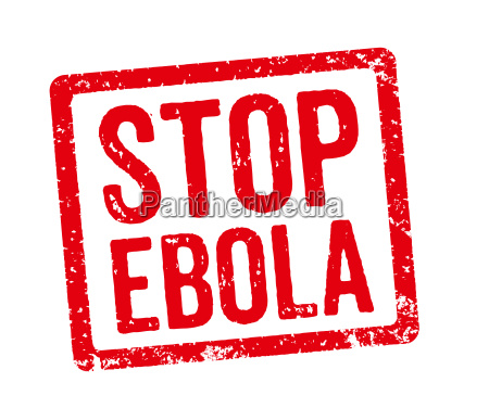 red stamp stop ebola