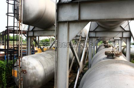 tanques de almacenamiento de gas
