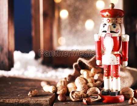 comida acuerdo fiesta invierno ventana madera