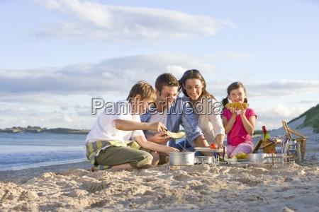 relajacion fiesta vacaciones playa la playa