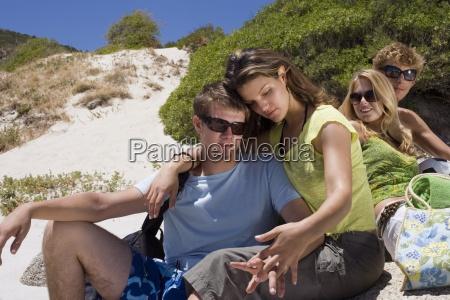 mujer personas gente hombre relajacion fiesta