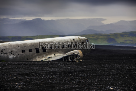 accidente de avion