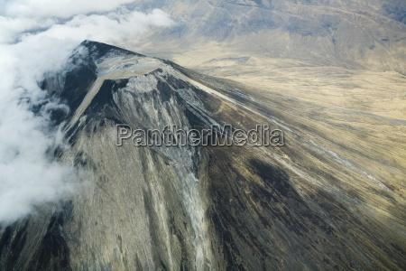 peligro medio ambiente africa nube horizontalmente