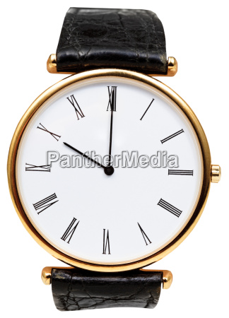 ten oclock on dial of wristwatch