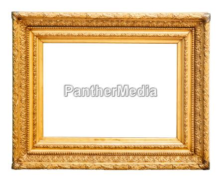 magnifico marco dorado