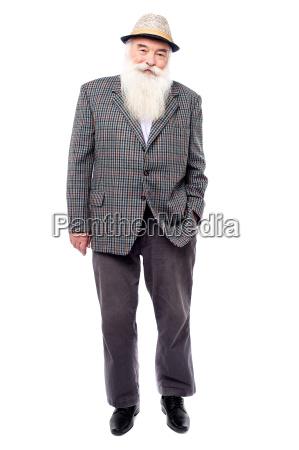 risilla sonrisas liberado masculino sombrero caucasico
