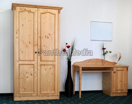las habitaciones del hotel de exposiciones