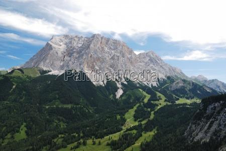caminata cumbre prados destacados climax pico