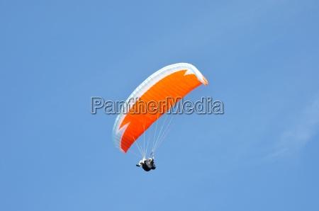 deporte deportes paracaidas cielo volar moscas