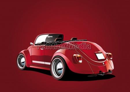 beetle cabriol red1
