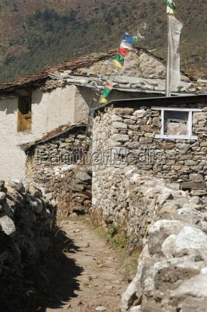 habitacion sencilla de sherpa en el