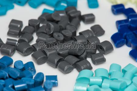 cerrar granulos de plastico